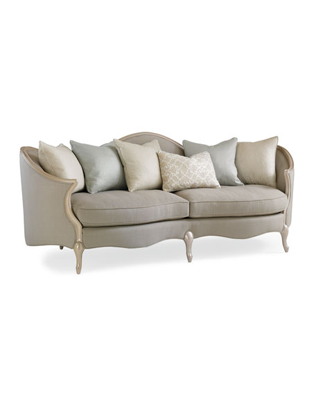 caracole All That Jazz Sofa 91.5""