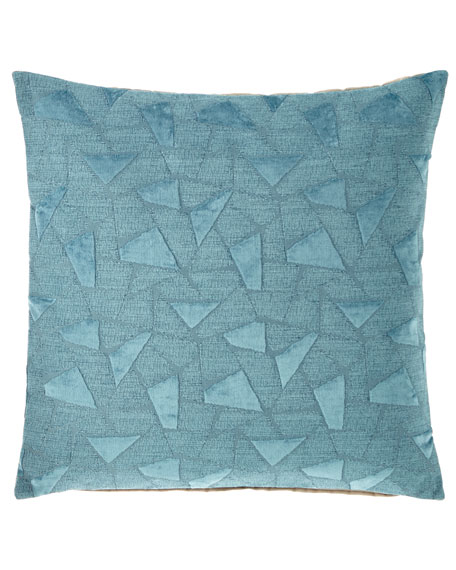 Eastern Accents Britt Lagoon Decorative Pillow