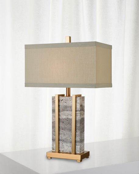 Harnessed Table Lamp