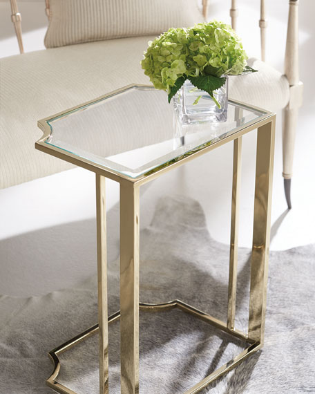 Short & Sweet Accent Table