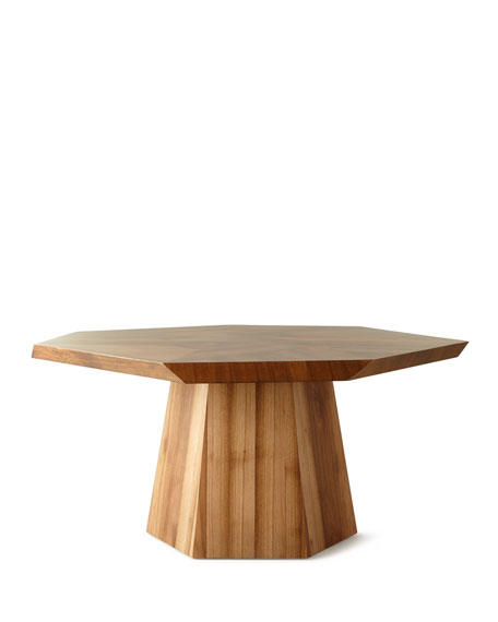 Phalen Yukas Wood Dining Table