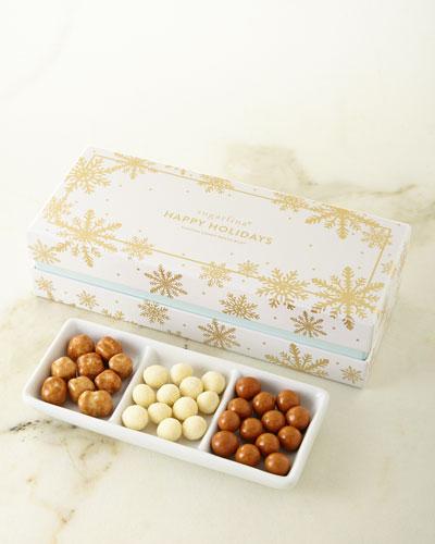 Happy Holidays 2018 3-Piece Bento Box