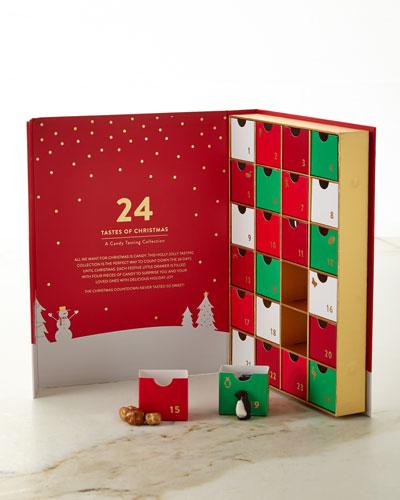 24 Tastes of Christmas Advent Calendar