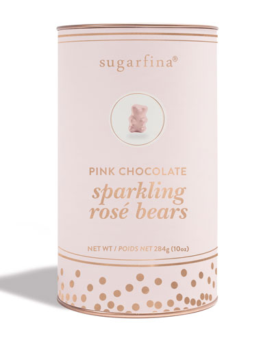 Sparkle Chocolate Rose Bears