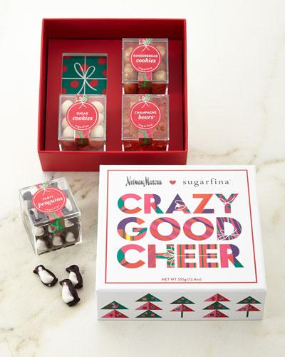 Neiman Marcus Holiday 2018 4-Piece Bento Box