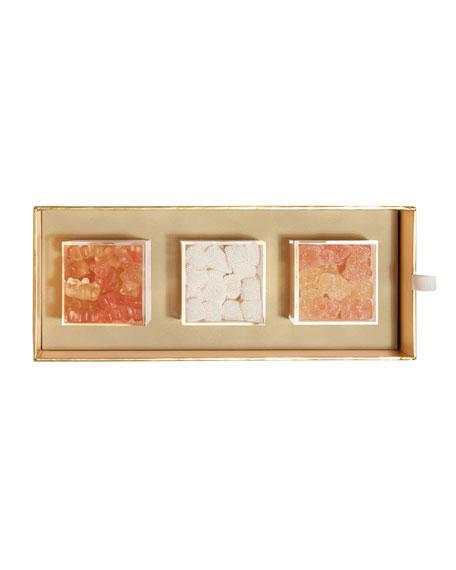 Sugarfina Cheers 3-Piece Bento Box