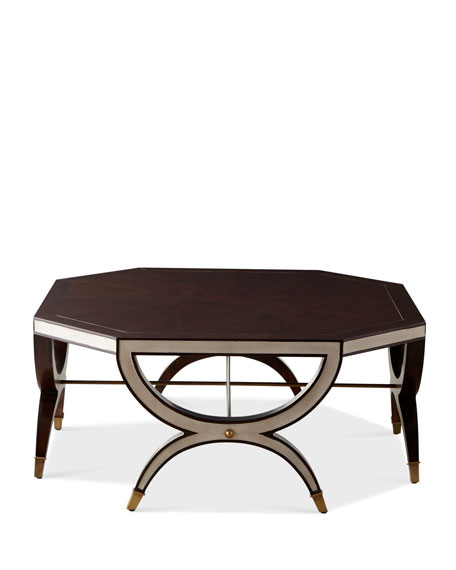 Rive Gauche Hexagon Coffee Table