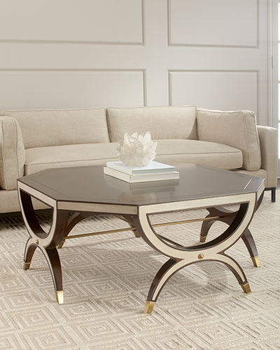Rive Gauche Hexagon Coffee Table