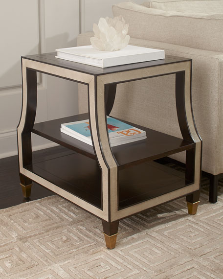 Rive Gauche End Table