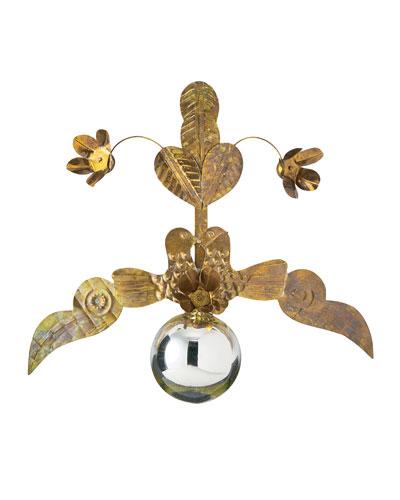 Dos Paloma Ornament
