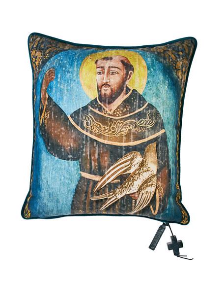 Jan Barboglio San Francisco Pillow