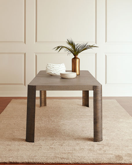 Mecate Rectangle Dining Table