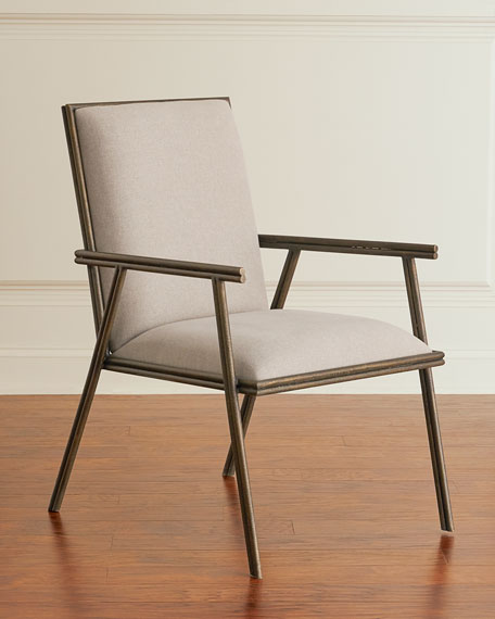 Pair of Elena Arm Chairs