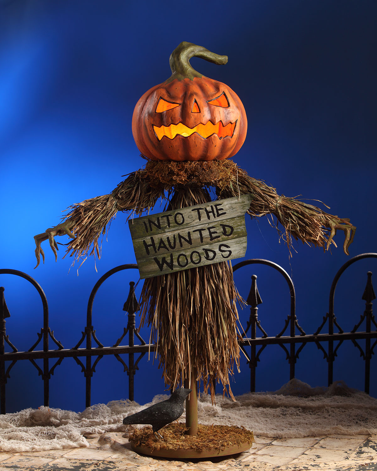 Halloween Scarecrow Decoration