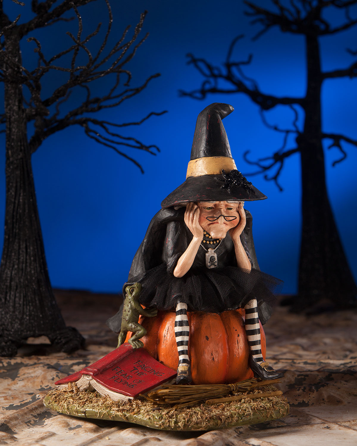 bethany lowe fear of flying witch halloween figure | neiman marcus