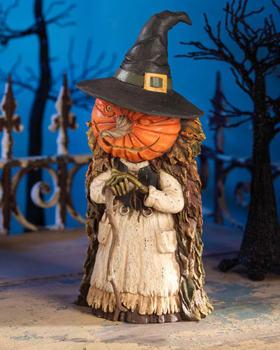 Into The Woods Witch Halloween Figure