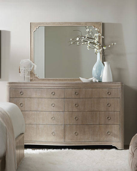 Eleri Eight-Drawer Dresser