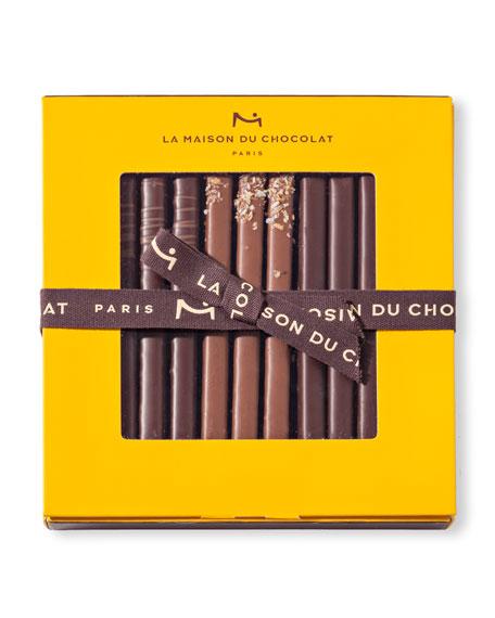 La Maison Du Chocolat 9-Piece Twigs Box