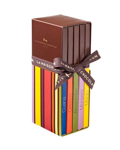 La Maison Du Chocolat Chocolate Bar Testing Set