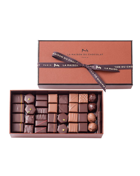 La Maison Du Chocolat 73-Piece Coffret Maison Assorted Chocolate Box