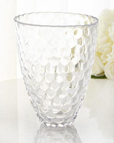 Large Raspberry Vase