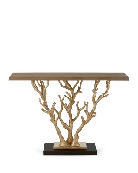 Woodland Ornate Console Table