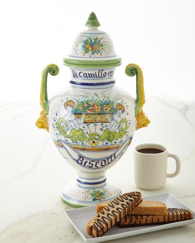 Biscotti Farnese Bandiera Jar