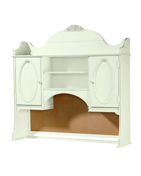 Blake Nursery/Kid's Desk Hutch