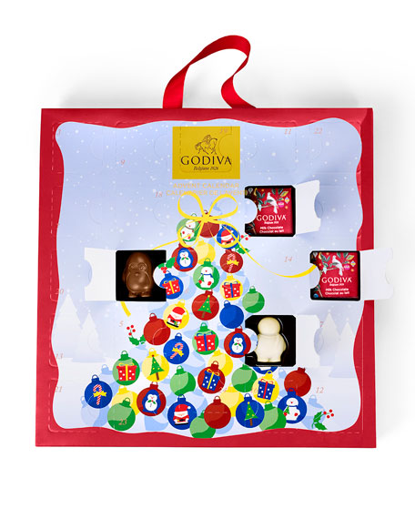 Godiva Chocolatier Holiday Advent Calendar