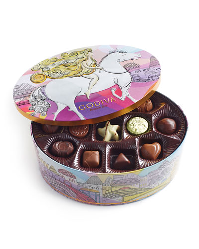 Lady Godiva Special Chocolate Edition Tin