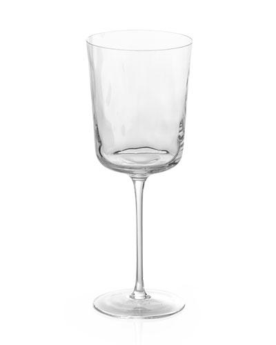 Ripple Effect Water Glass