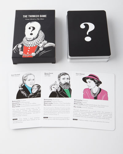 The Thinker Card Game