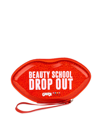 Beauty School Drop Out Cosmetics Bag