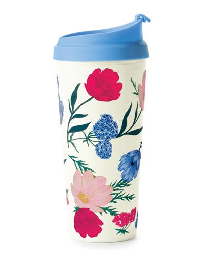 blossom thermal mug