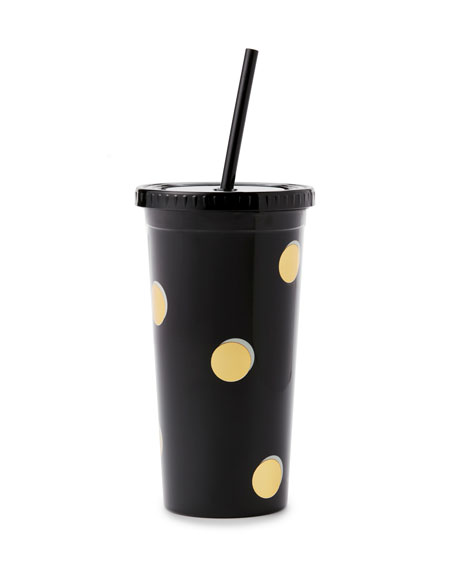 kate spade new york scatter dot insulated tumbler