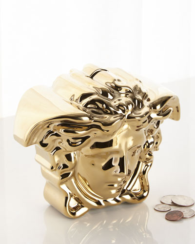 Break The Bank Money Box, Gold
