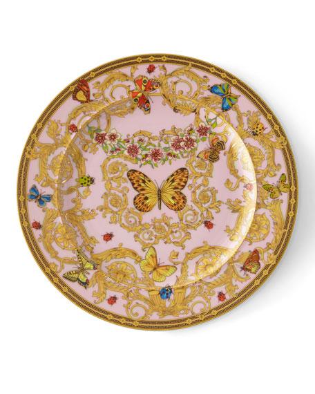 Versace 1996 Le Jardin de Versace Dessert Plate