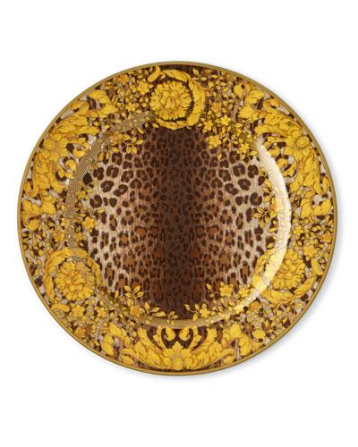 2002 Wild Floralia Dessert Plate