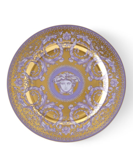 Rosenthal 2011 Le Grand Divertissment Gold Dessert Plate
