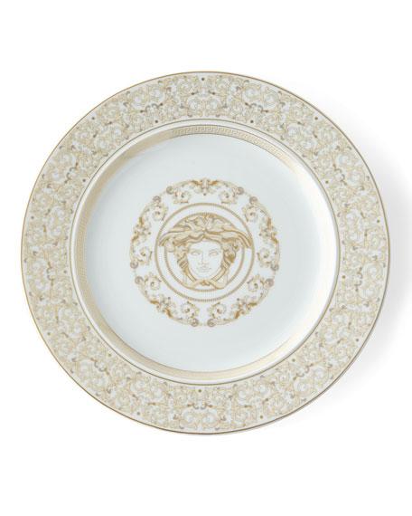 Versace 2014 Medusa Gala Dessert Plate