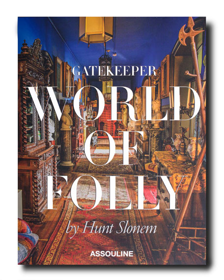 Assouline Publishing Assouline Gatekeeper World of Folly by