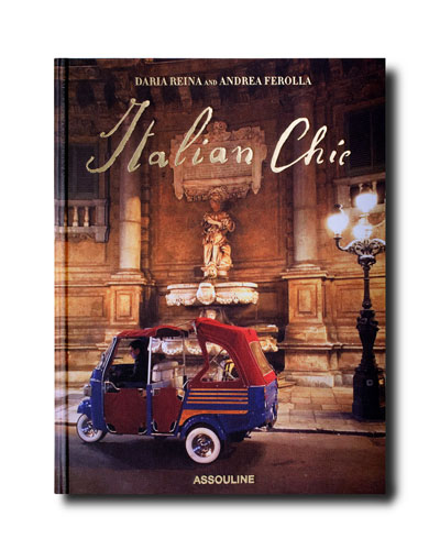 Italian Chic Book
