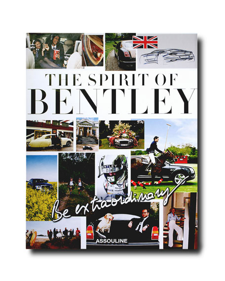 Assouline Publishing Assouline The Spirit of Bentley Book
