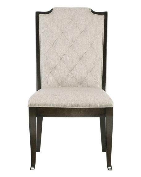 Bernhardt Sutton House Tufted Dining Side Chair (Each)