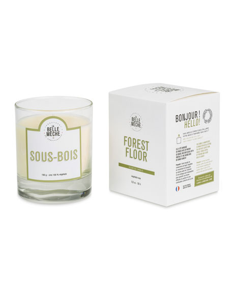 La Belle Meche Forest Floor Scented Candle, 190