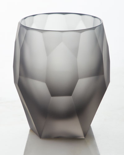 Mario Luca Giusti Milly Large Acrylic Tumbler, Grey Frost