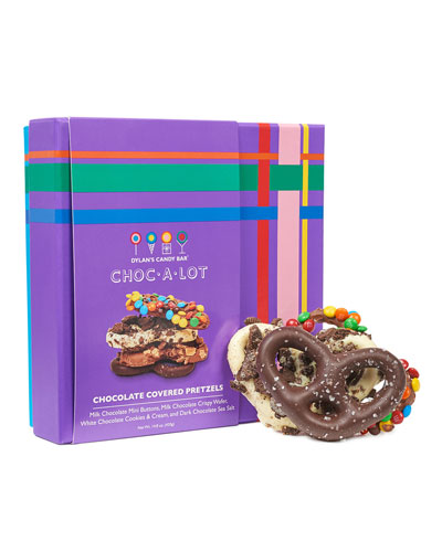 Chocolate Covered Pretzels Box