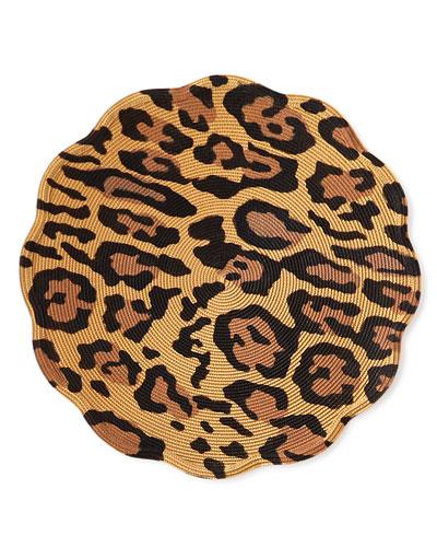Mod Jaguar Scallop Placemat