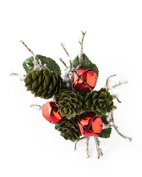 Christmas Cluster Napkin Ring
