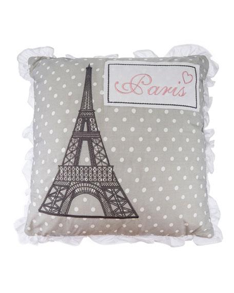 Margaux Paris Pillow